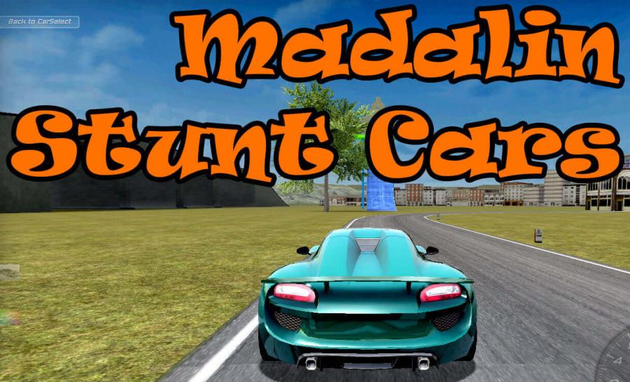 Madalin Stunt Cars 3 Play Unblocked Game